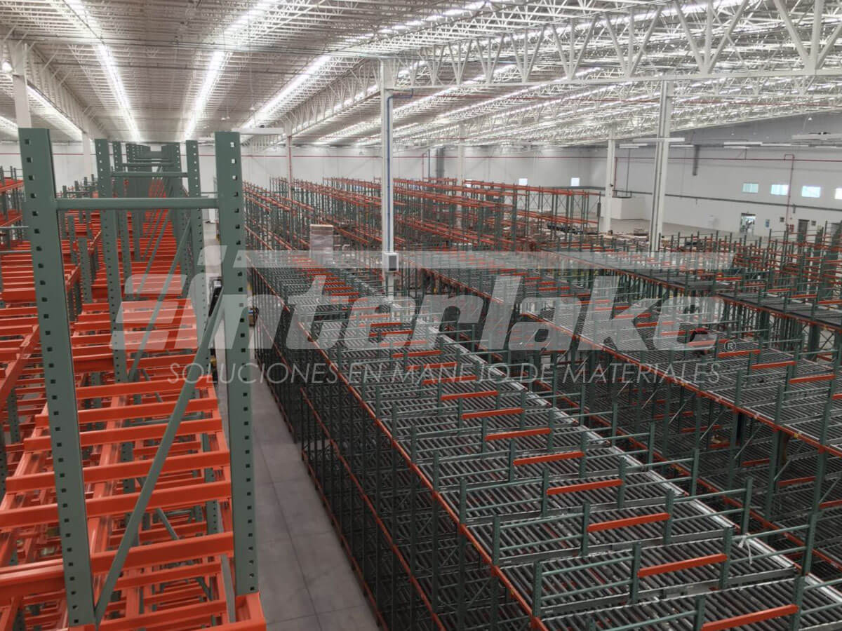 ¿Qué son los racks industriales?