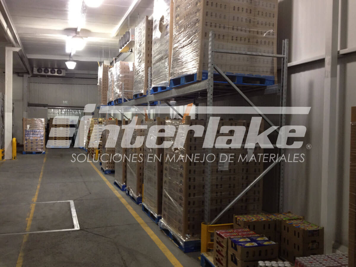 Racks selectivos: INTERLAKE