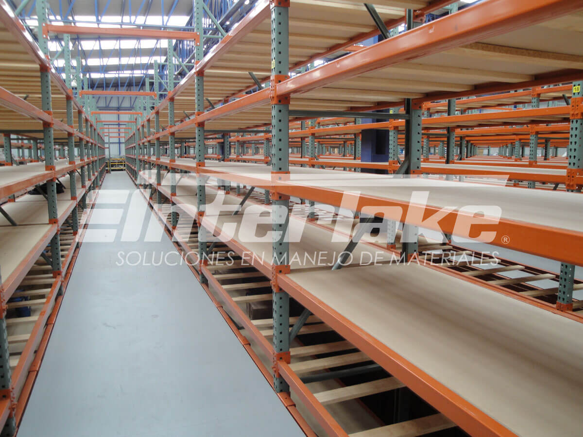 Warehouse racks, ¿qué son?
