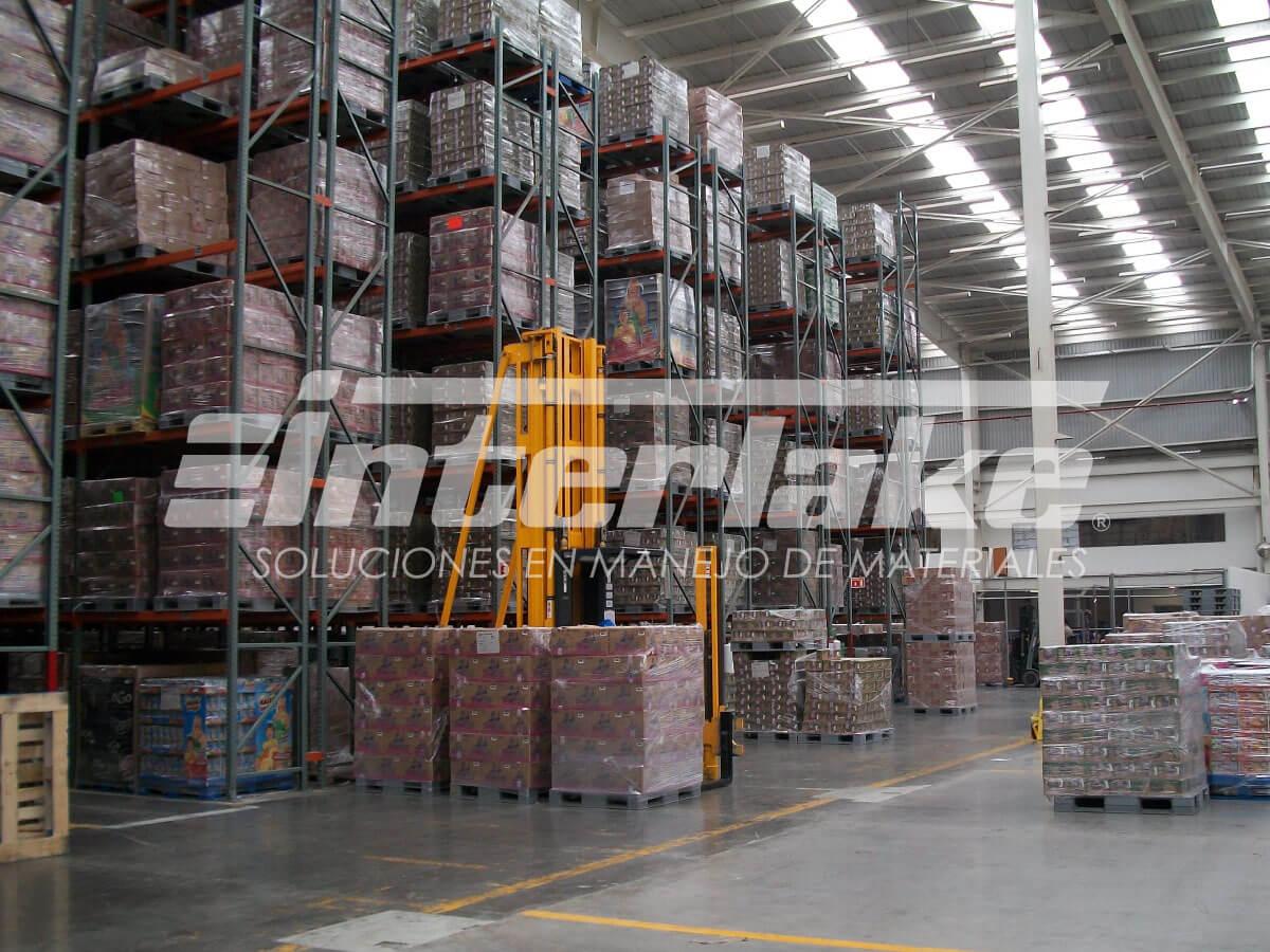 Seguridad en sistemas de almacenaje parte I