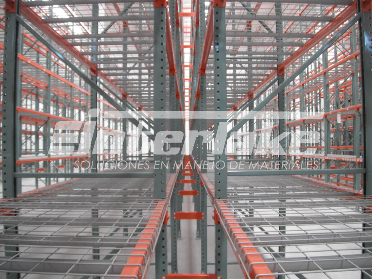 Seguridad en sistemas de almacenaje parte 2