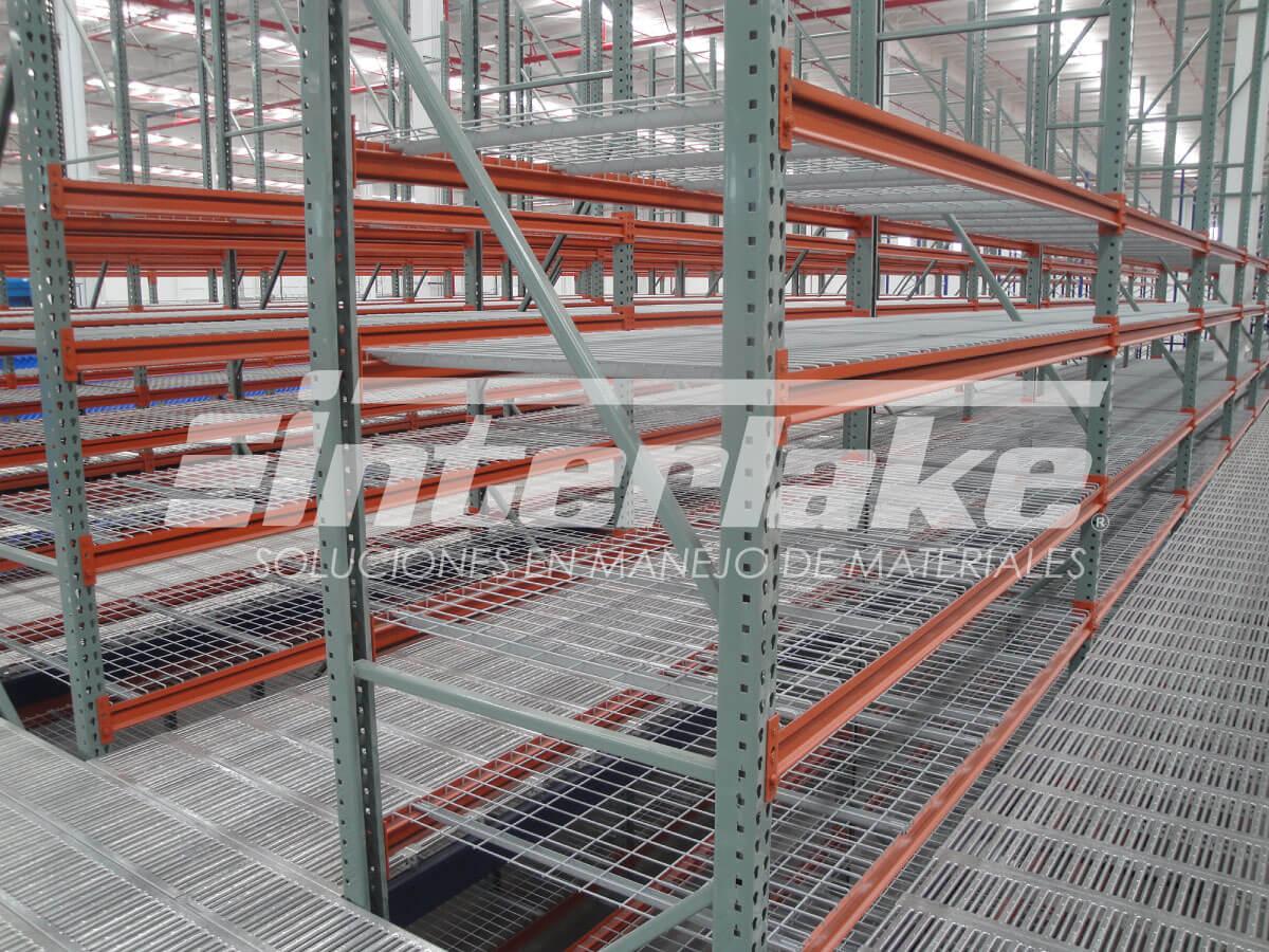 Racks para almacenes altamente efectivos