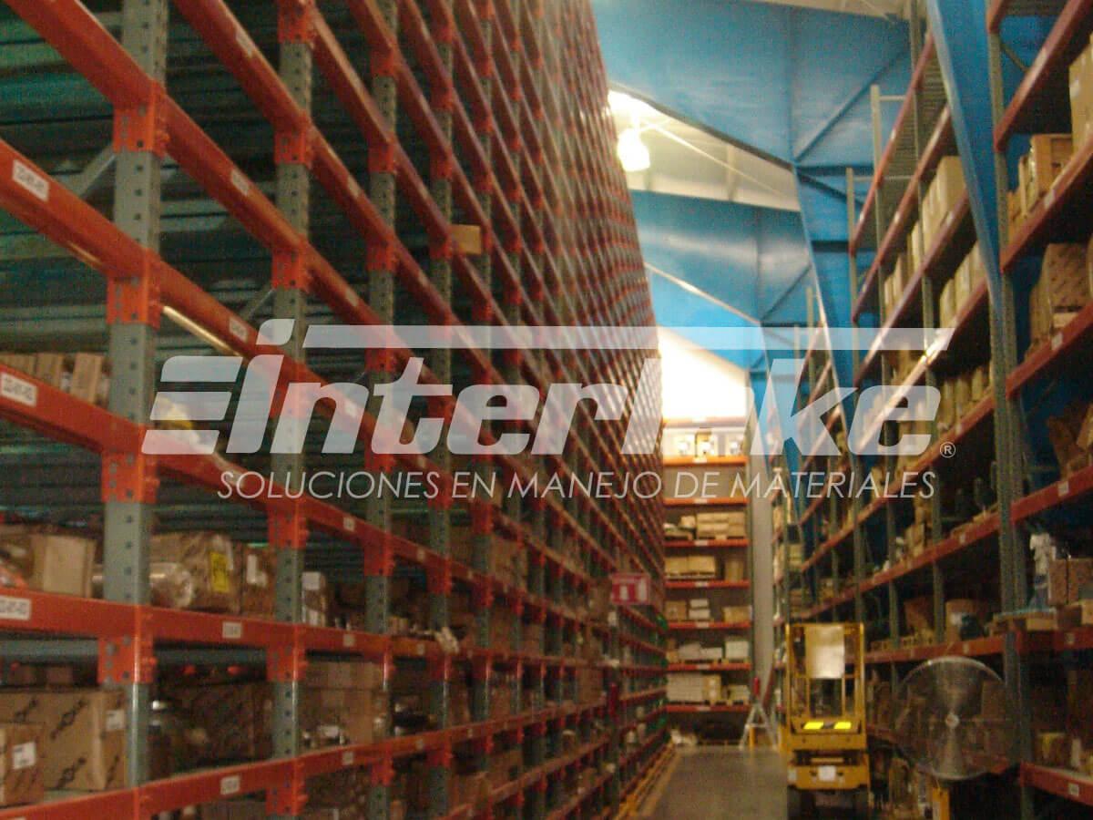 Racks para almacenaje: la importancia de conocer los tipos de carga