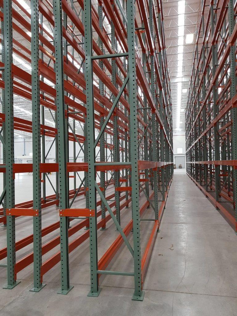 Cómo se calcula la capacidad de carga de las estanterias ...