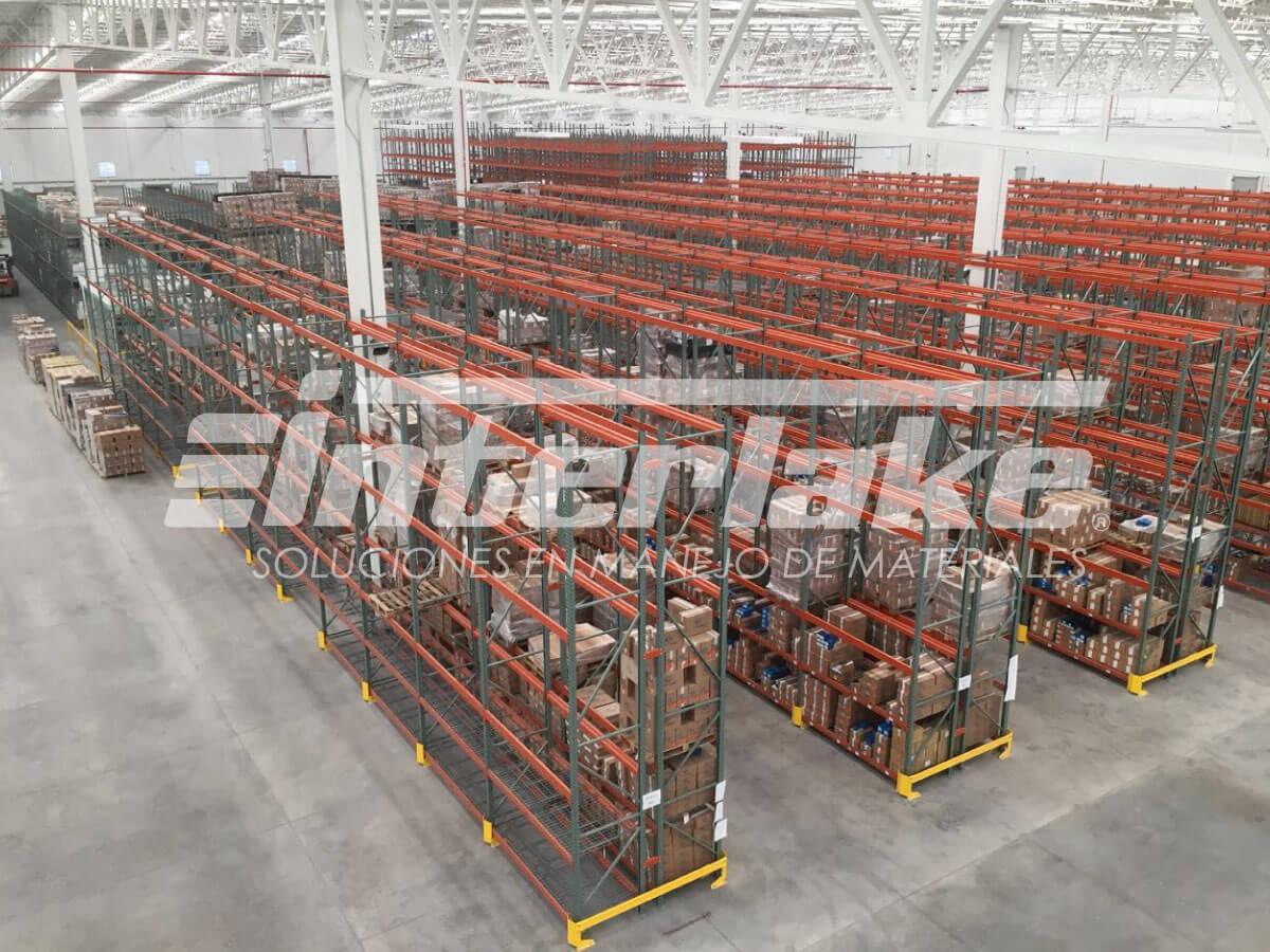 Warehouse racks | Reparación y mantenimiento de racks, base de la seguridad en almacenes