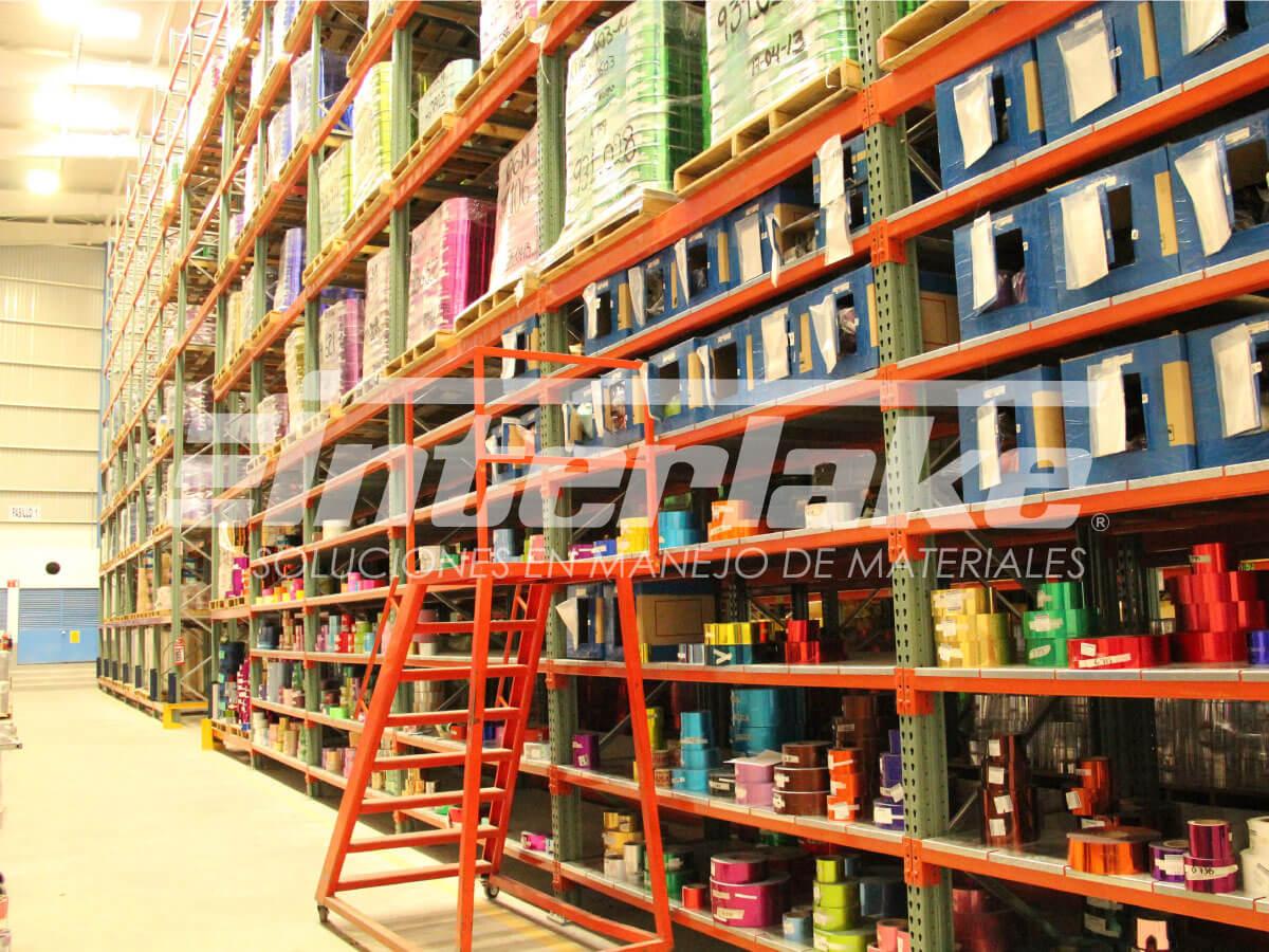 Otros servicios de Interlake para optimizar el funcionamiento de tus almacenes