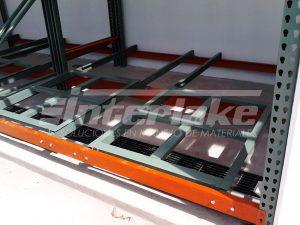 ¿Qué comprende la inspección de racks?