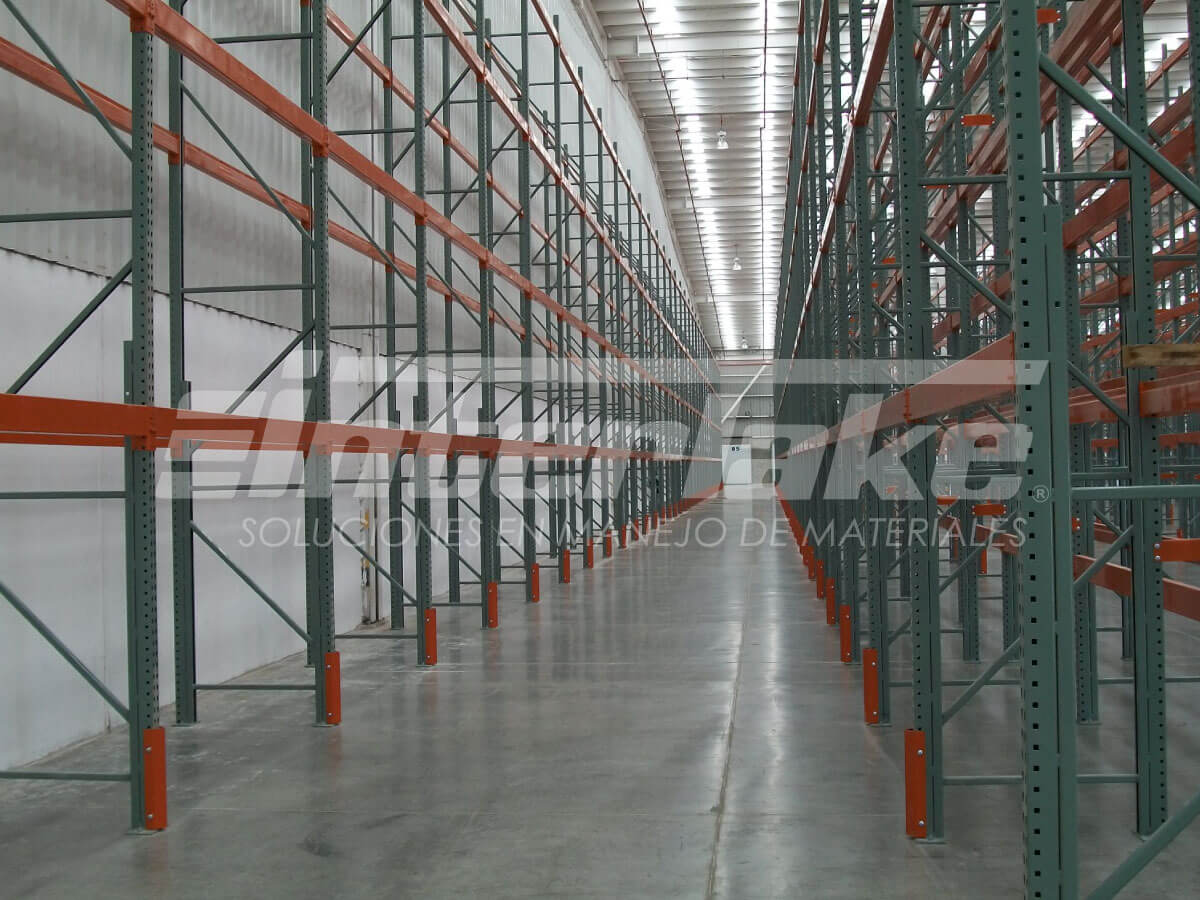 ¿Sus warehouse racks son usados correctamente?