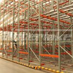 Warehouse racks