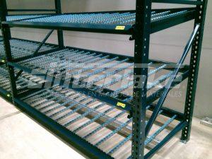 Descubran los beneficios de integrar el carton flow rack en sus almacenes