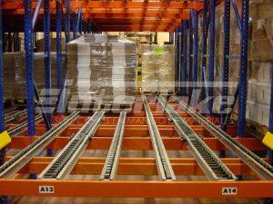 Almacenaje en sistemas logísticos
