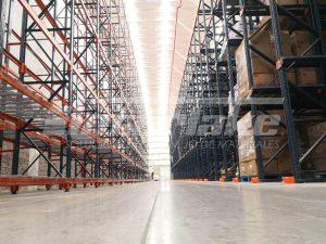 Importancia de los racks en almacenes de la industria automotriz