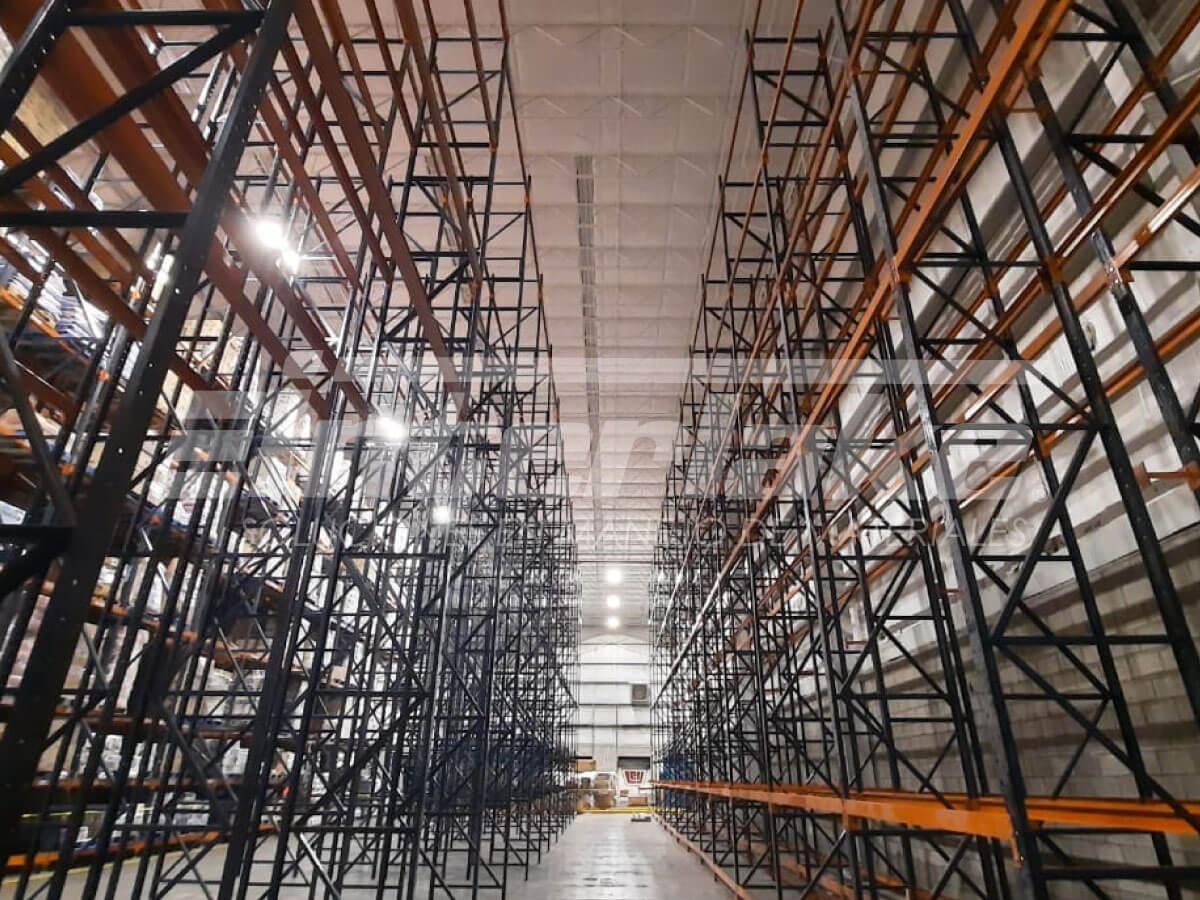 Los racks selectivos son la solución idónea para el almacenaje y distribución