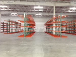 ¿Cuál es la mejor estantería para cargas especiales?