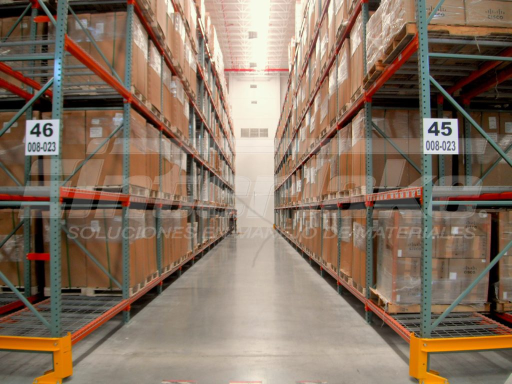 ¿Qué sistemas de almacenamiento hay disponibles según la carga?
