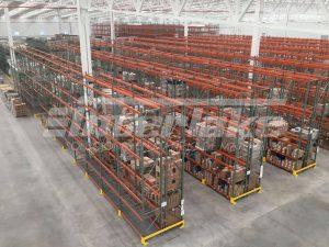 ¿Qué estanterías son recomendadas para almacenaje en frío?