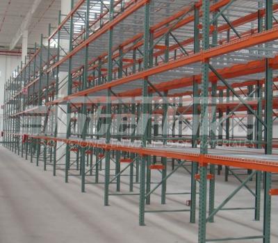 La importancia de una selección correcta de las estanterías industriales