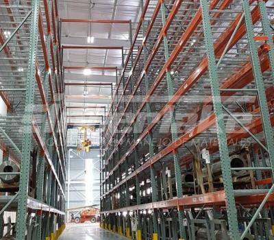 ¿Cómo prevenir daños en las estanterías industriales?