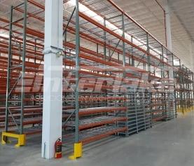 Solución para espacios reducidos: mezzanines