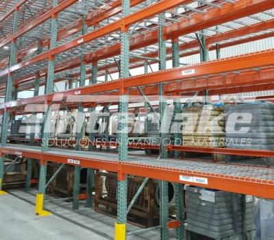 Beneficios de la correcta inspección de las estanterías. Parte II