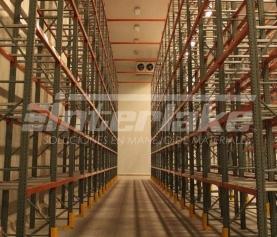 Conozcan las opciones de rack recomendadas para almacenes nuevos