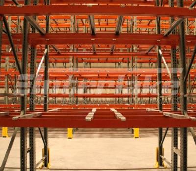 Estanterías industriales, practicidad y organización en un solo producto