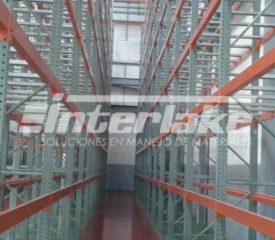 Los Racks industriales, un novedoso sistema de almacenaje