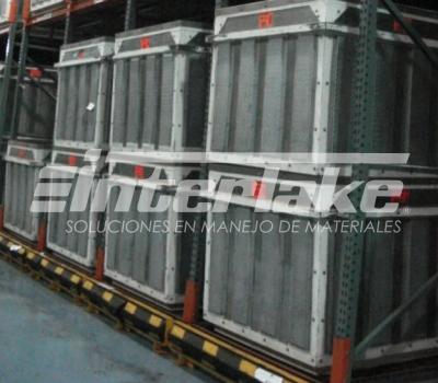 Los sistemas de estantería para almacenamiento