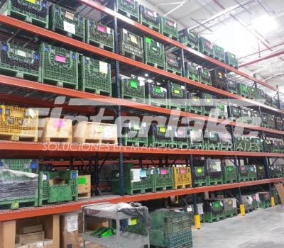 Estrategias de almacenamiento de productos en los racks en Guadalajara