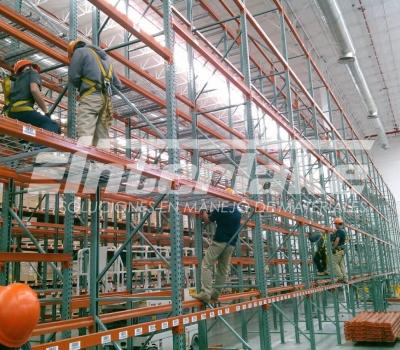 Warehouse racks y las claves para garantizar la seguridad de un almacén