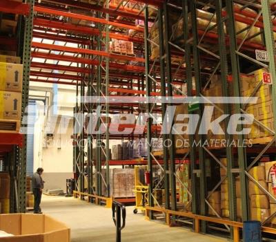 Los beneficios de warehouse racks para tu negocio