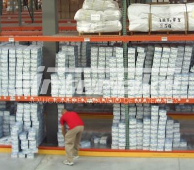 Los novedosos sistemas de almacenamiento conocidos como Racks industriales