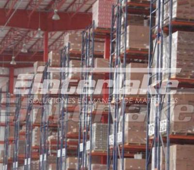 Racks para almacenes, manejo y mantenimiento de materiales en almacenaje