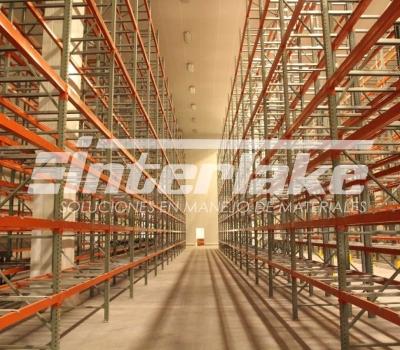 Transelevadores para la automatización de sistemas de almacenaje