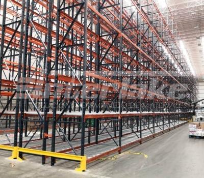 Operaciones logísticas más eficientes: racks selectivos