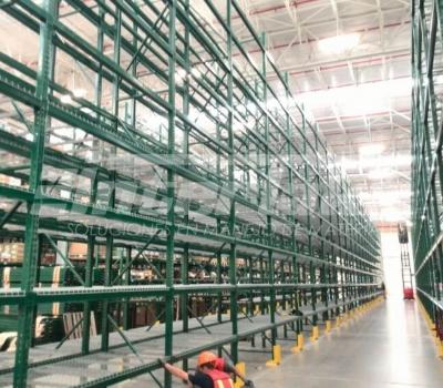 Principales tipos de racks para almacenaje