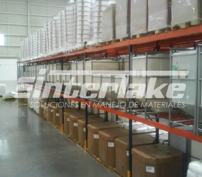 Los principales sistemas de almacenaje en estanterías industriales