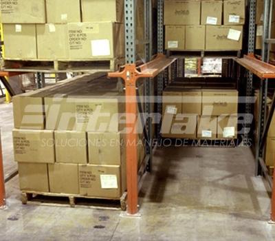La seguridad de los racks, un factor importante para el éxito de los almacenes