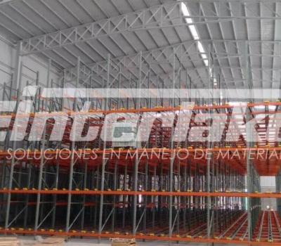 Consejos para el diseño de los warehouse racks